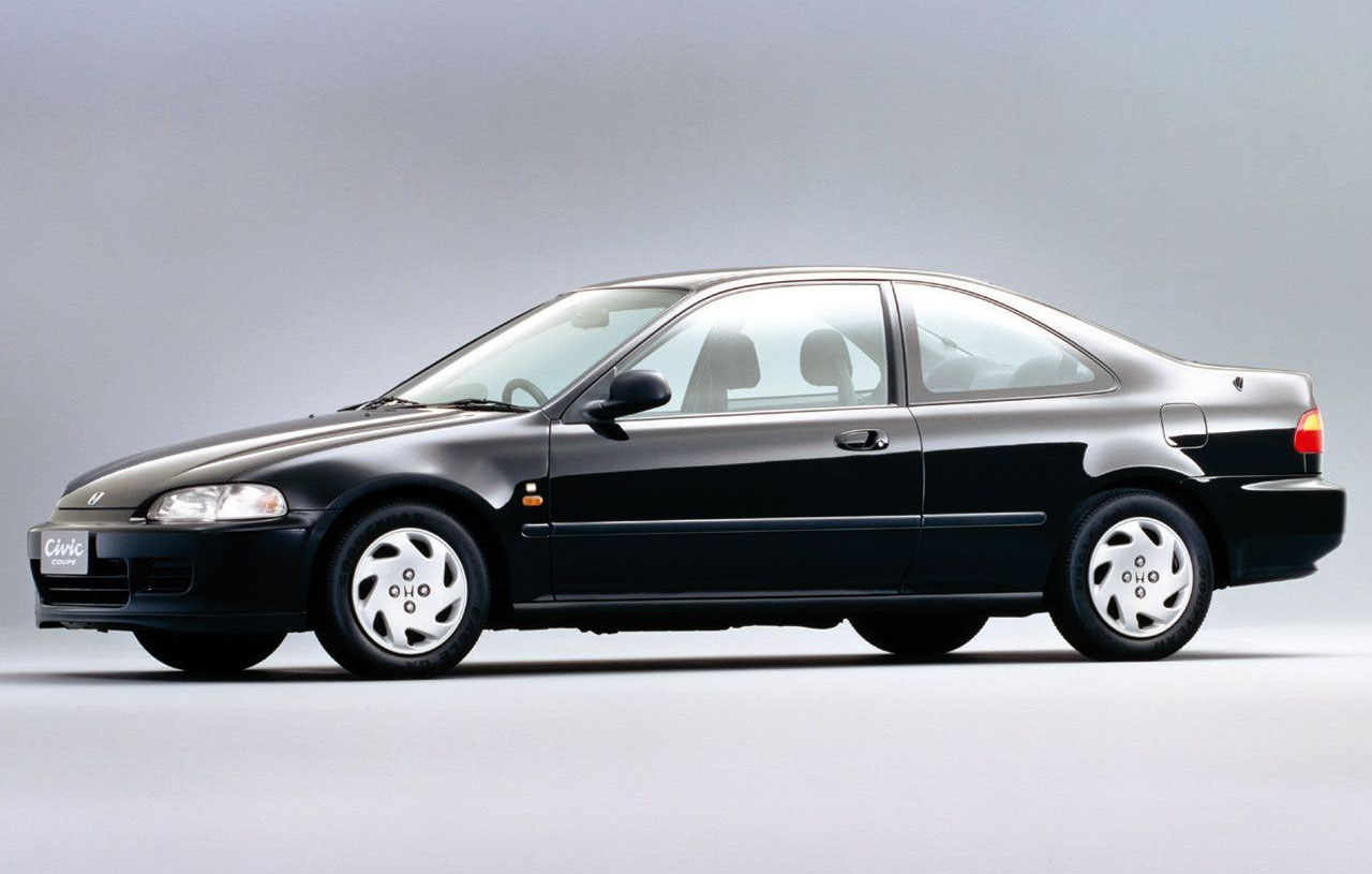 Honda canada sells two millionth civic carcostcanada for 1993 honda civic ej1 for sale