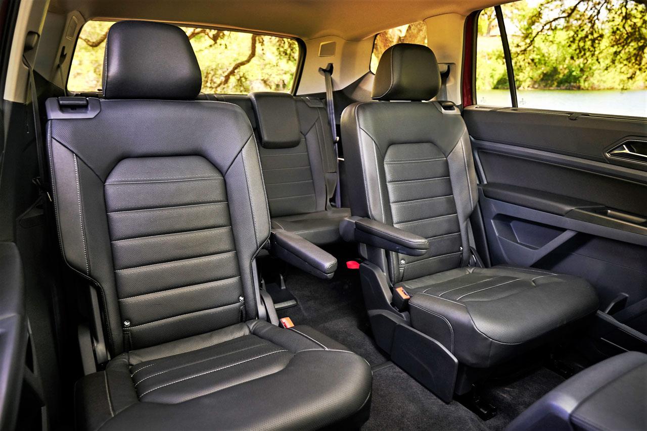 Volk Wagon Volkswagen Atlas Price Canada