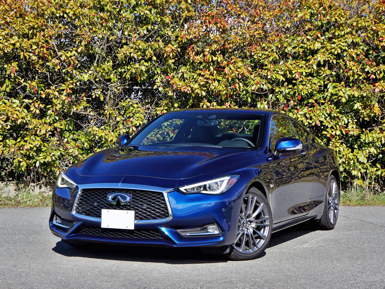 2017 Infiniti Q60 Red Sport 400 Road Test Carcostcanada