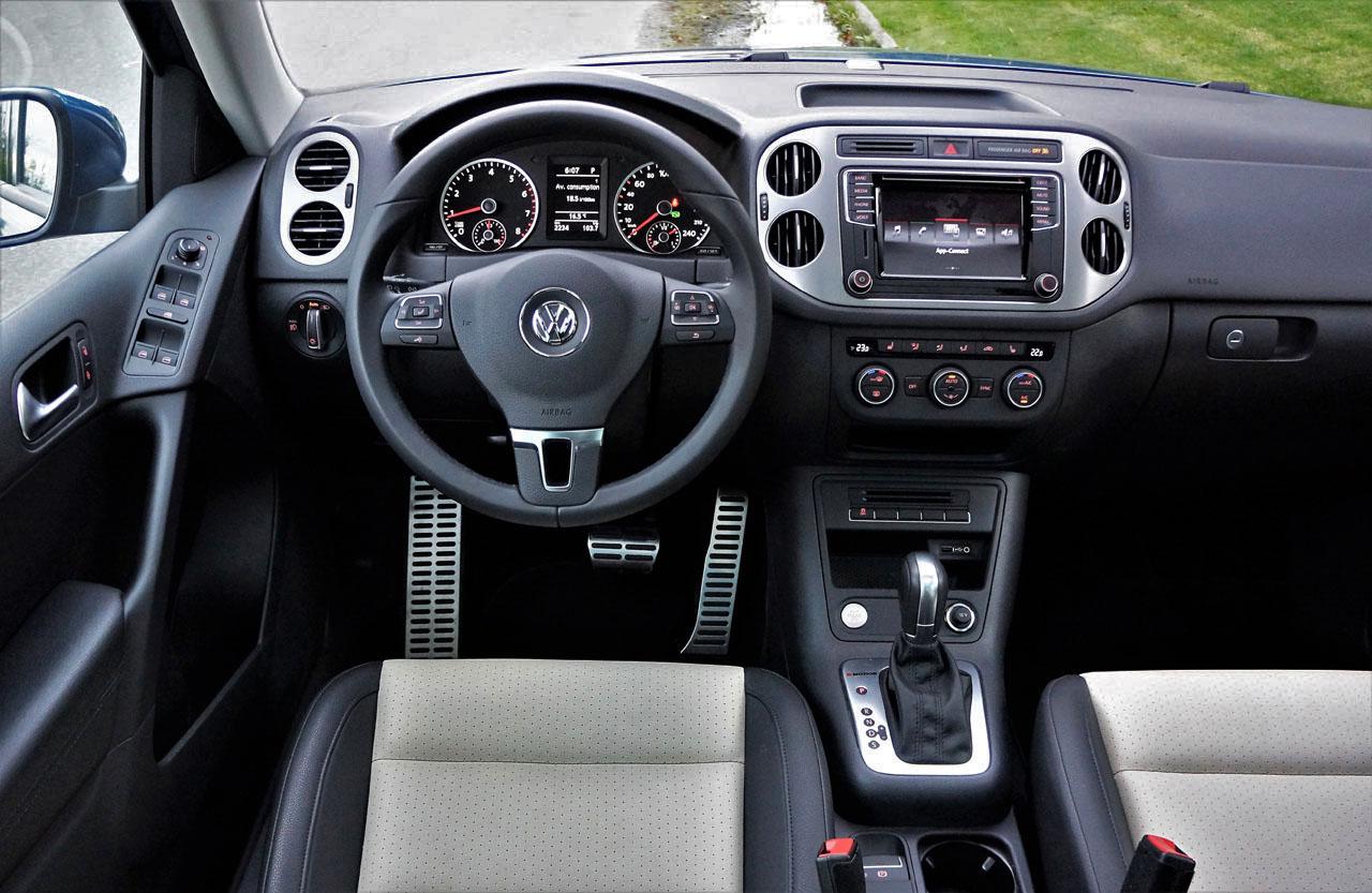 2017 Volkswagen Tiguan Wolfsburg Edition 4motion Road Test