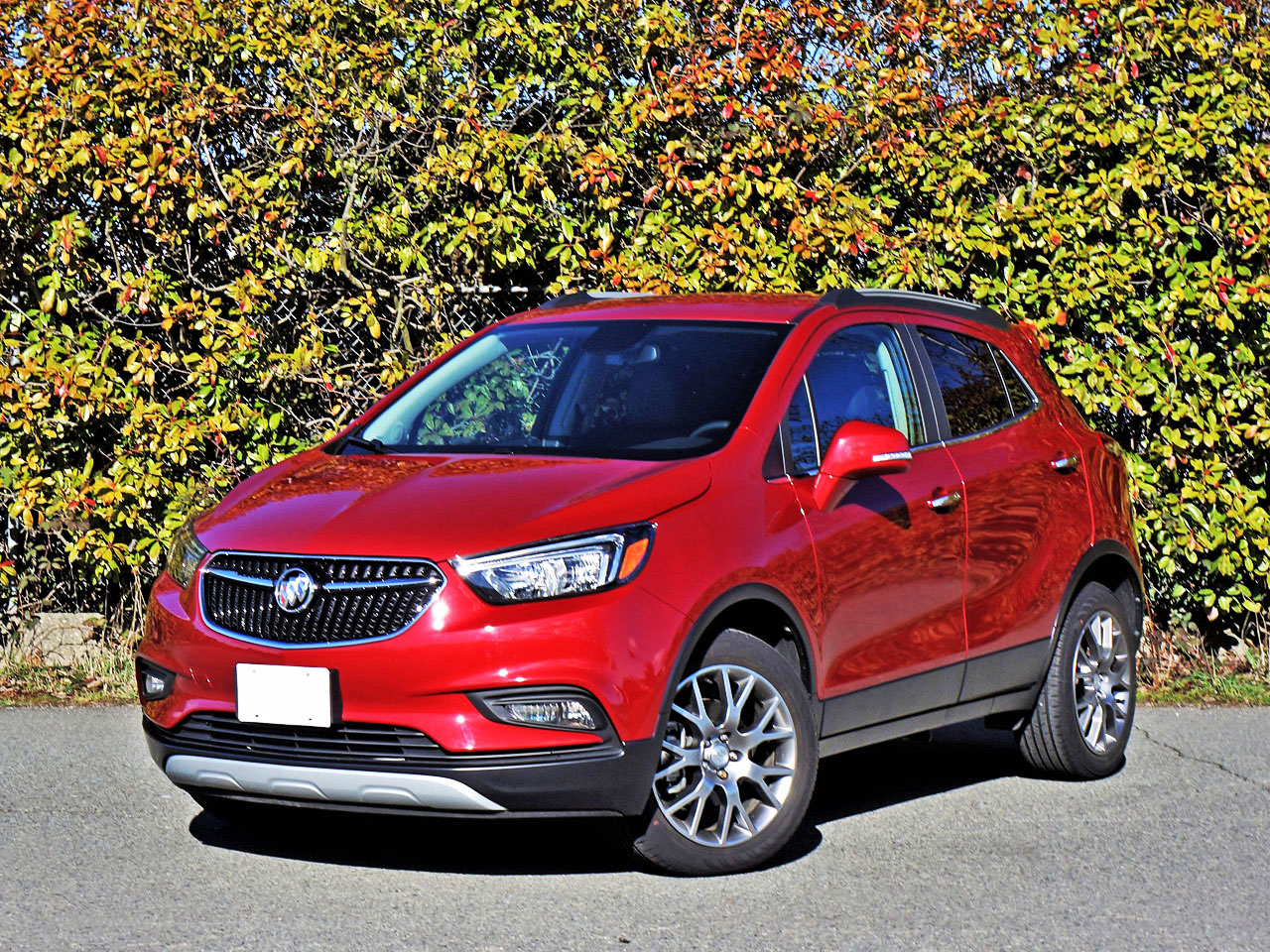 2017 buick encore sport touring road test carcostcanada. Black Bedroom Furniture Sets. Home Design Ideas