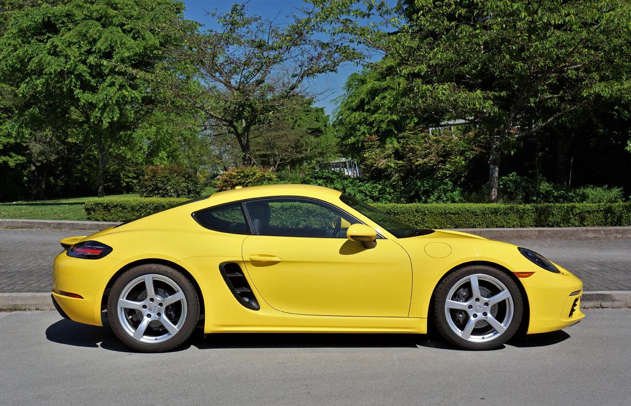 Porsche Cayman Road Test CarCostCanada - Porsche cayman invoice price
