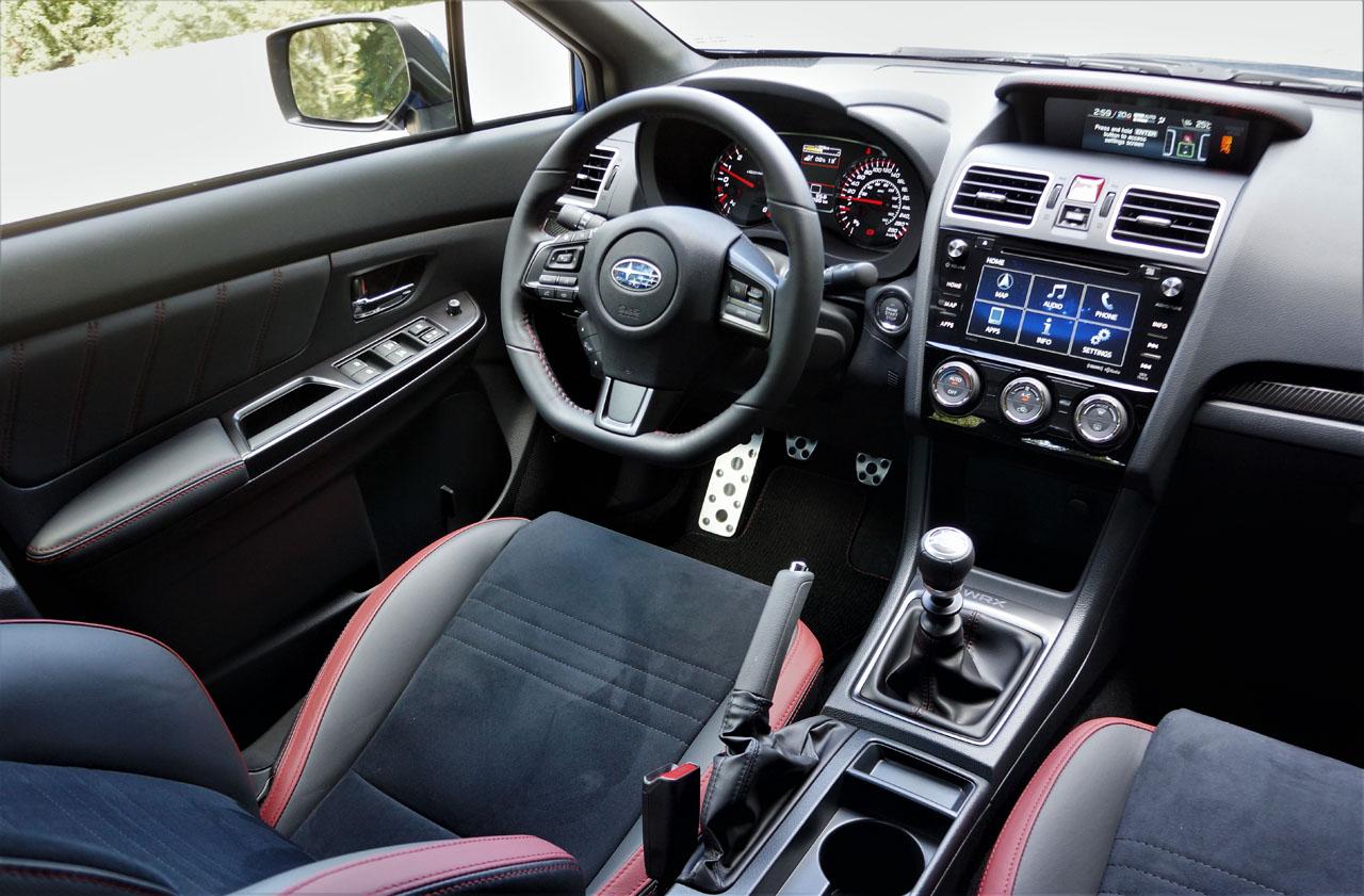 2018 Subaru WRX Sport-tech RS Road Test   CarCostCanada™