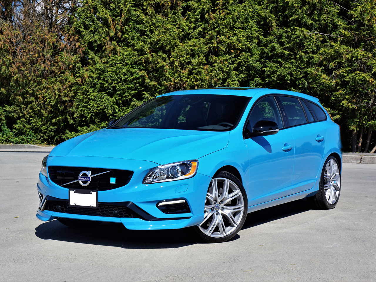 2017 volvo v60 polestar road test carcostcanada. Black Bedroom Furniture Sets. Home Design Ideas