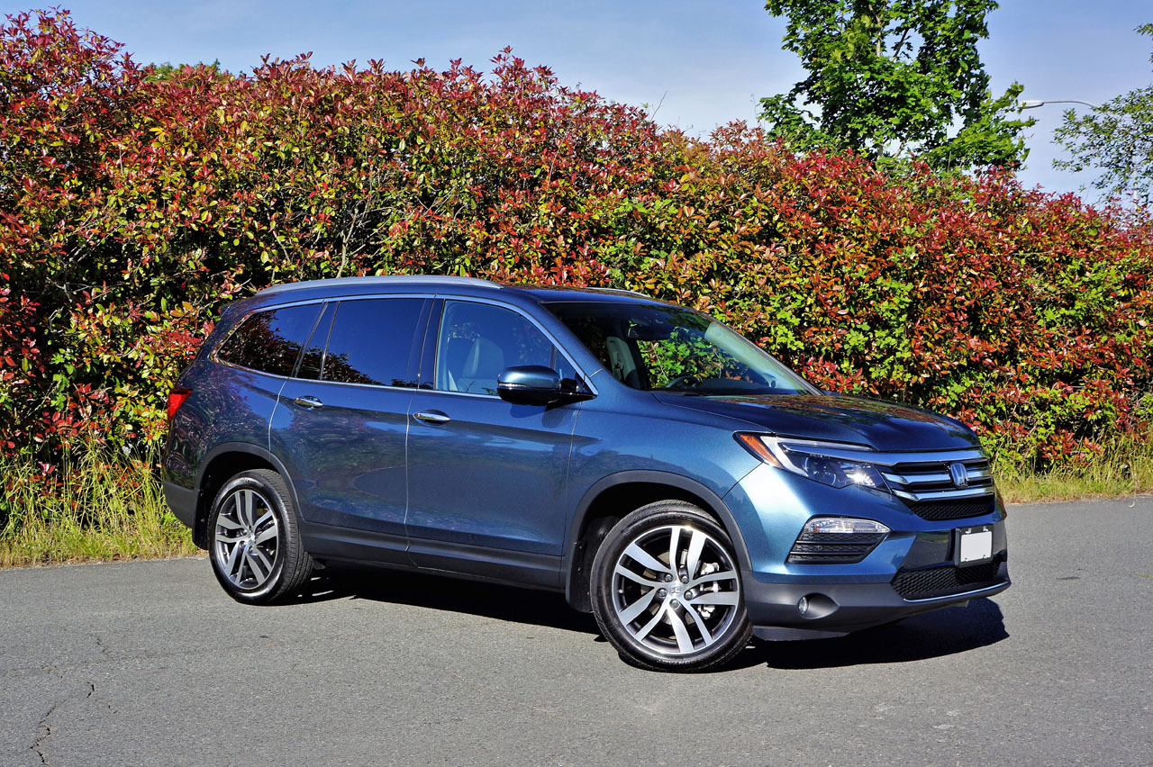 img honda review pilot magazine