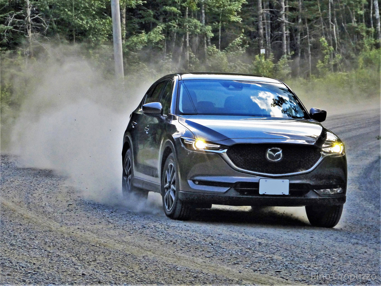 2017 Mazda Cx 5 Gt Road Test