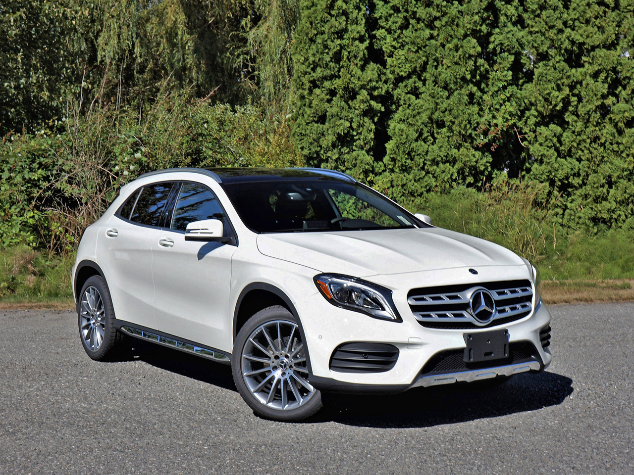 2018 mercedes benz gla 250 4matic road test carcostcanada. Black Bedroom Furniture Sets. Home Design Ideas