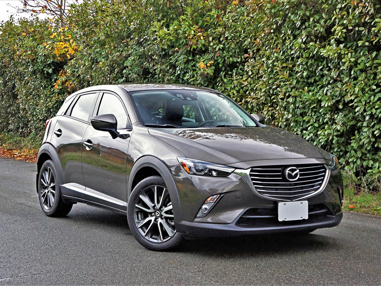 2017 Mazda Cx 3 Gt Awd Road Test