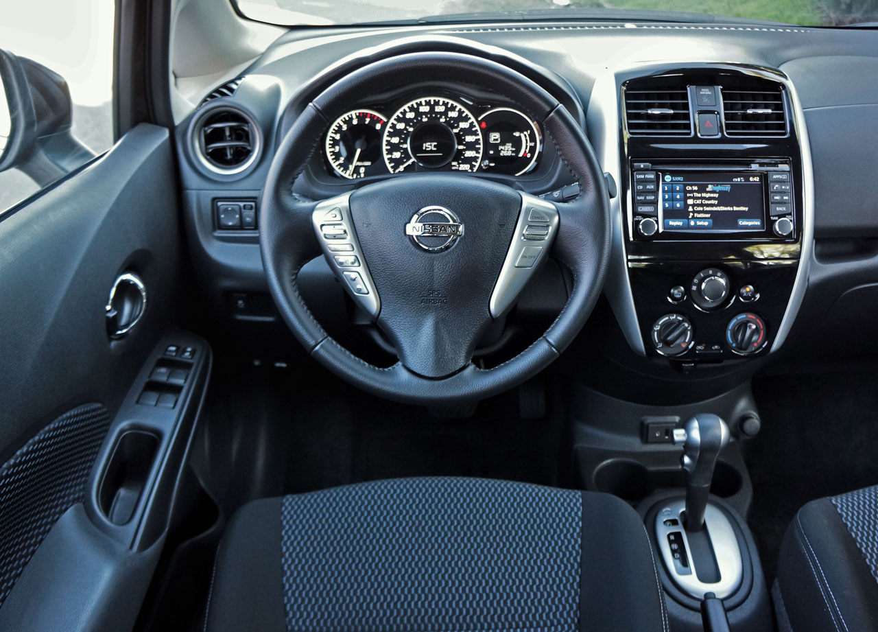 Living With An Entry Level Economy Car Doesn T Have To Be A Boring Or Uncomfortable Experience And Nissan S Versa Note Is Especially Good At Dealing