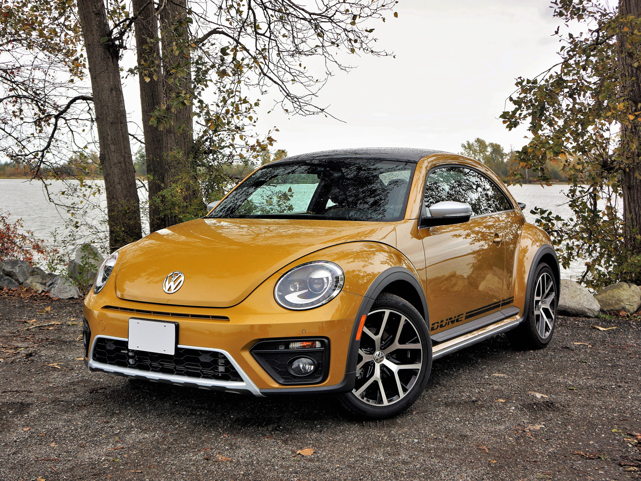 2017 Volkswagen Beetle Dune Road Test