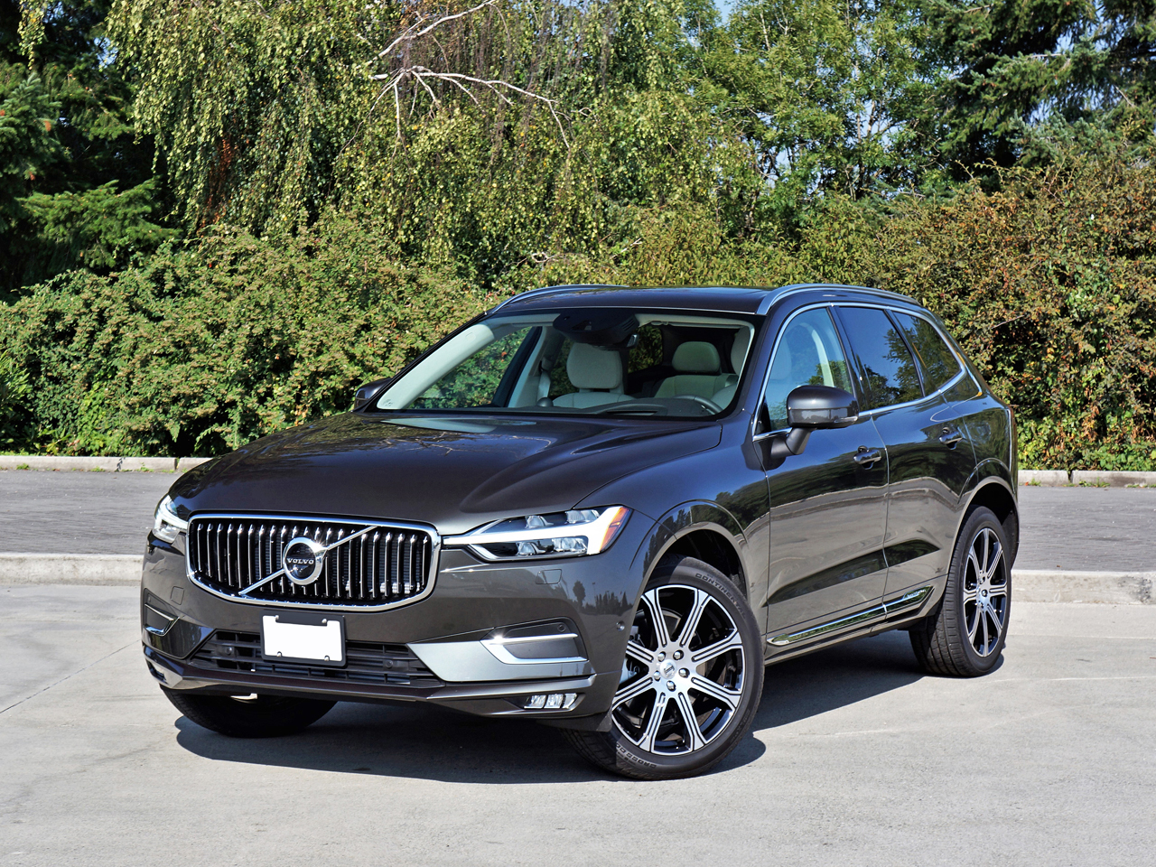 2018 Volvo Xc60 T6 Awd Inscription Road Test Carcostcanada