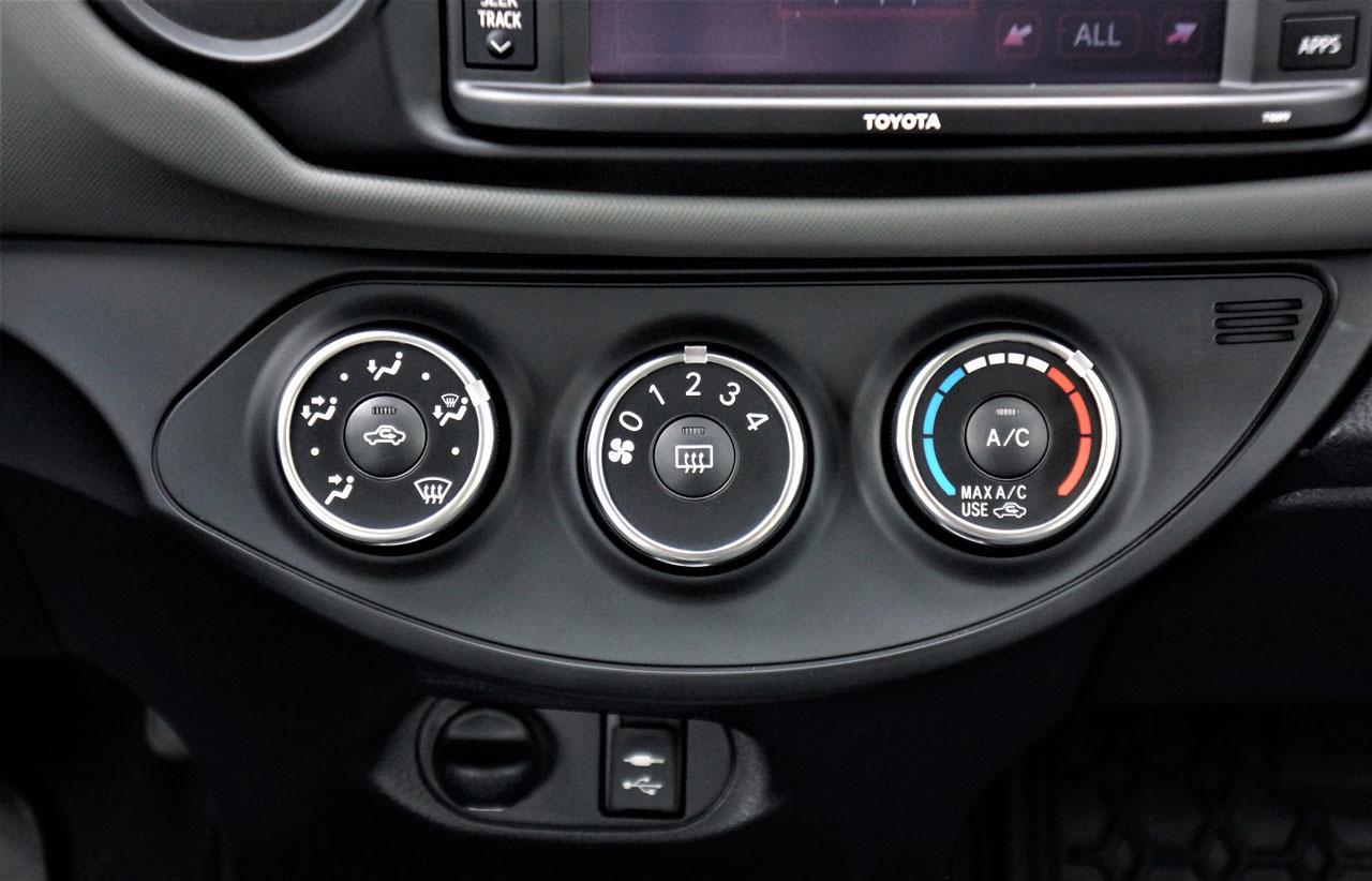 2017 toyota yaris stereo upgrade