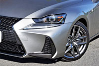 2017 Lexus IS 350 AWD F Sport