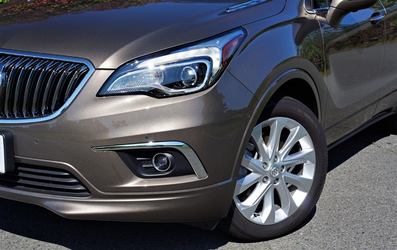 2017 Buick Envision Premium Ii Road Test Carcostcanada