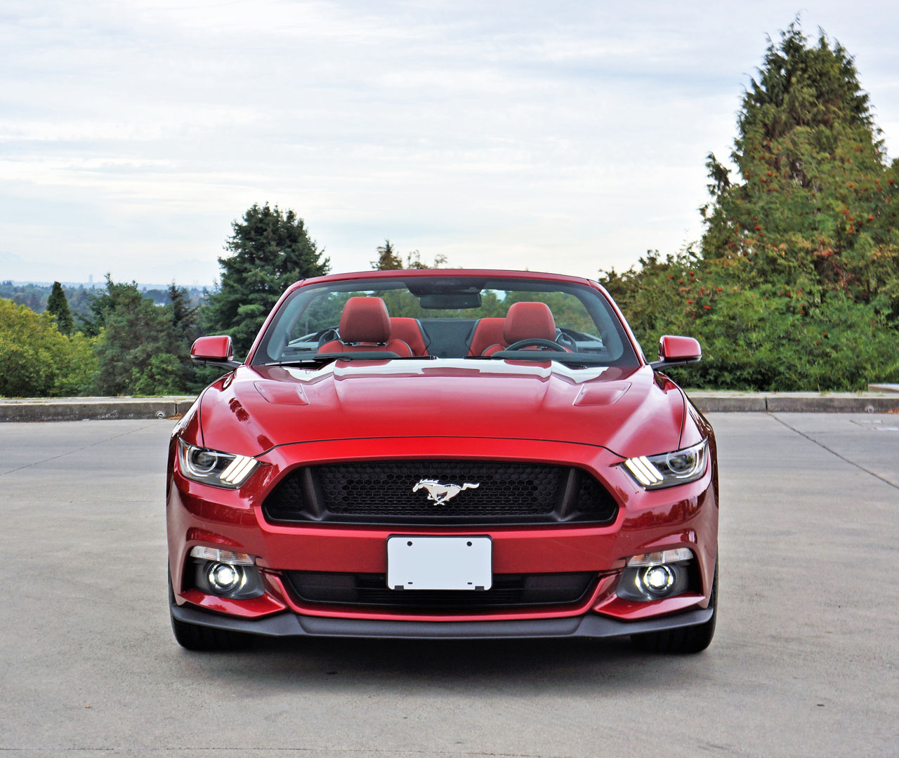 2017 Ford Mustang Gt Convertible Road Test Carcostcanada
