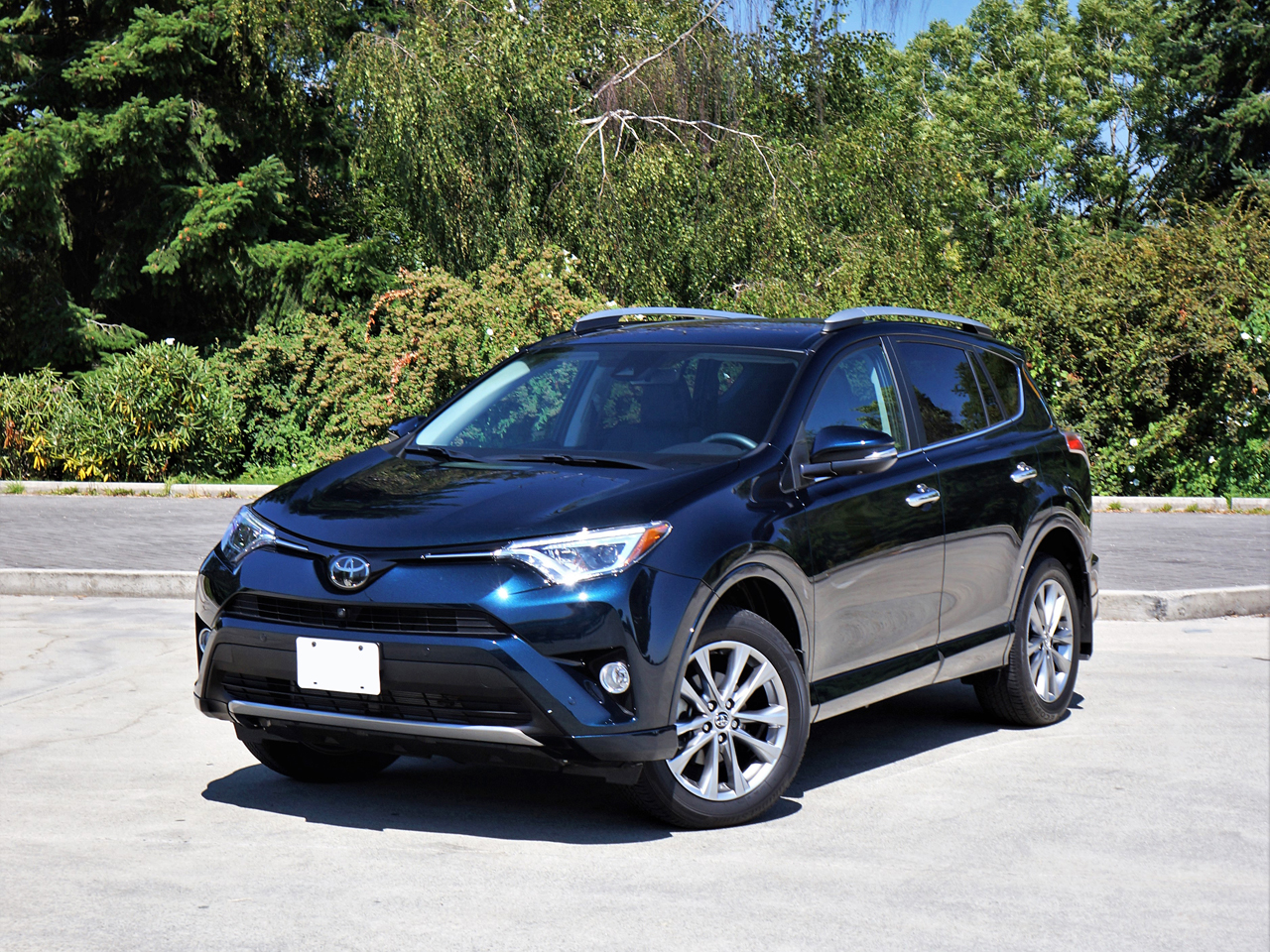 2017 Toyota Rav4 Limited Platinum Awd Road Test
