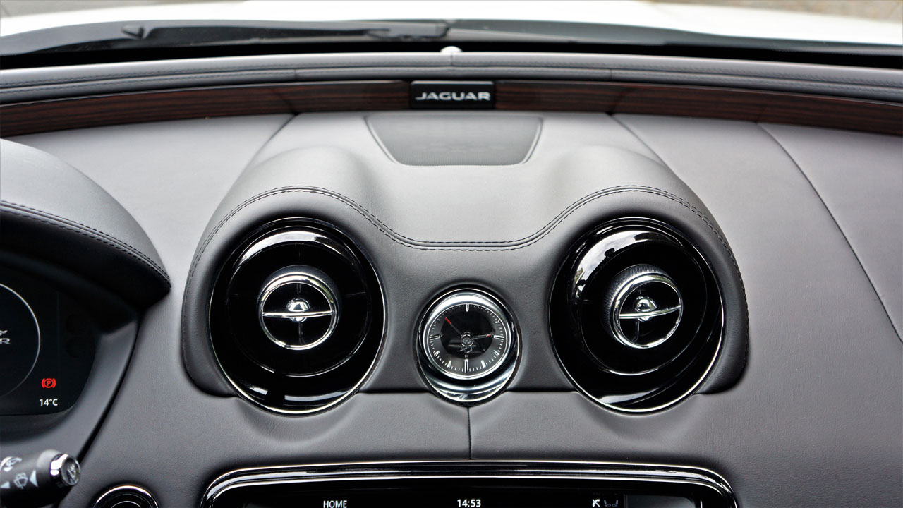 2017 Jaguar XJ Portfolio AWD Road Test | CarCostCanada™