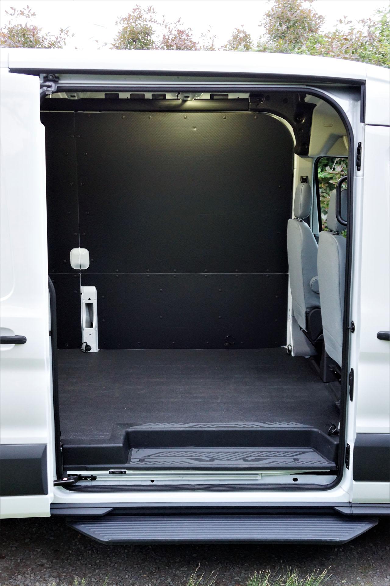 2017 Ford Transit 350 Diesel Van Road Test