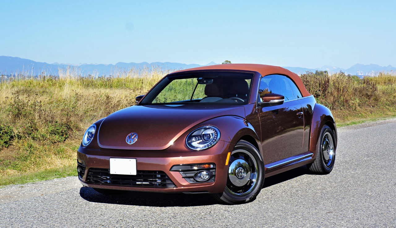 2017 volkswagen beetle convertible classic road test review carcostcanada. Black Bedroom Furniture Sets. Home Design Ideas