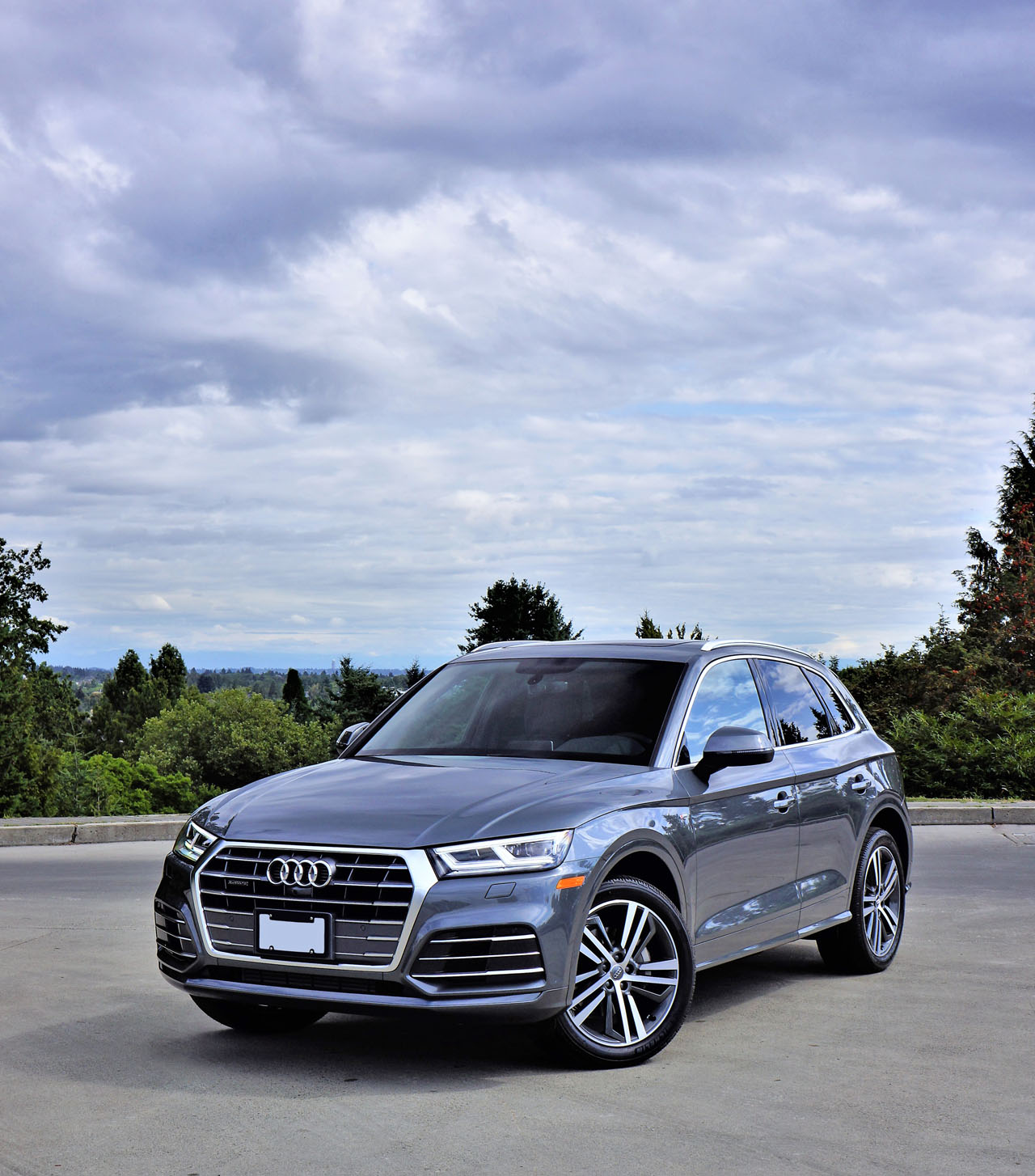 Audi 5 Price: 2018 Audi Q5 2.0 TFSI Quattro Technik Road Test Review