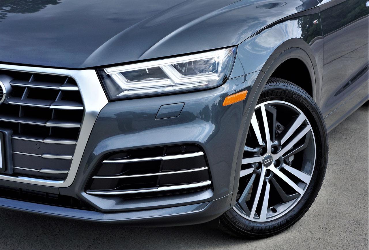 Audi Q TFSI Quattro Technik Road Test Review CarCostCanada - Audi q5 invoice price