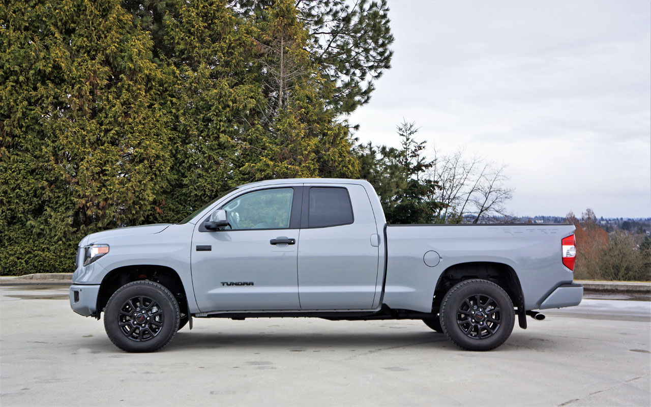 2017 Toyota Tundra Double Cab TRD Pro Road Test ...
