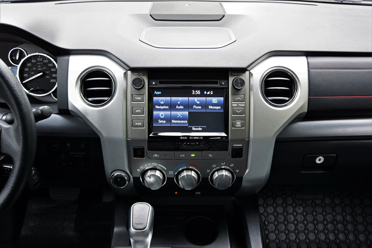 2017 Toyota Tundra Double Cab TRD Pro Road Test | CarCostCanada™