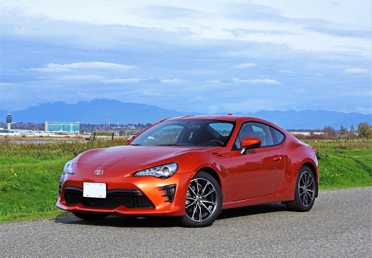 Toyota Road Test CarCostCanada - Toyota 86 invoice price