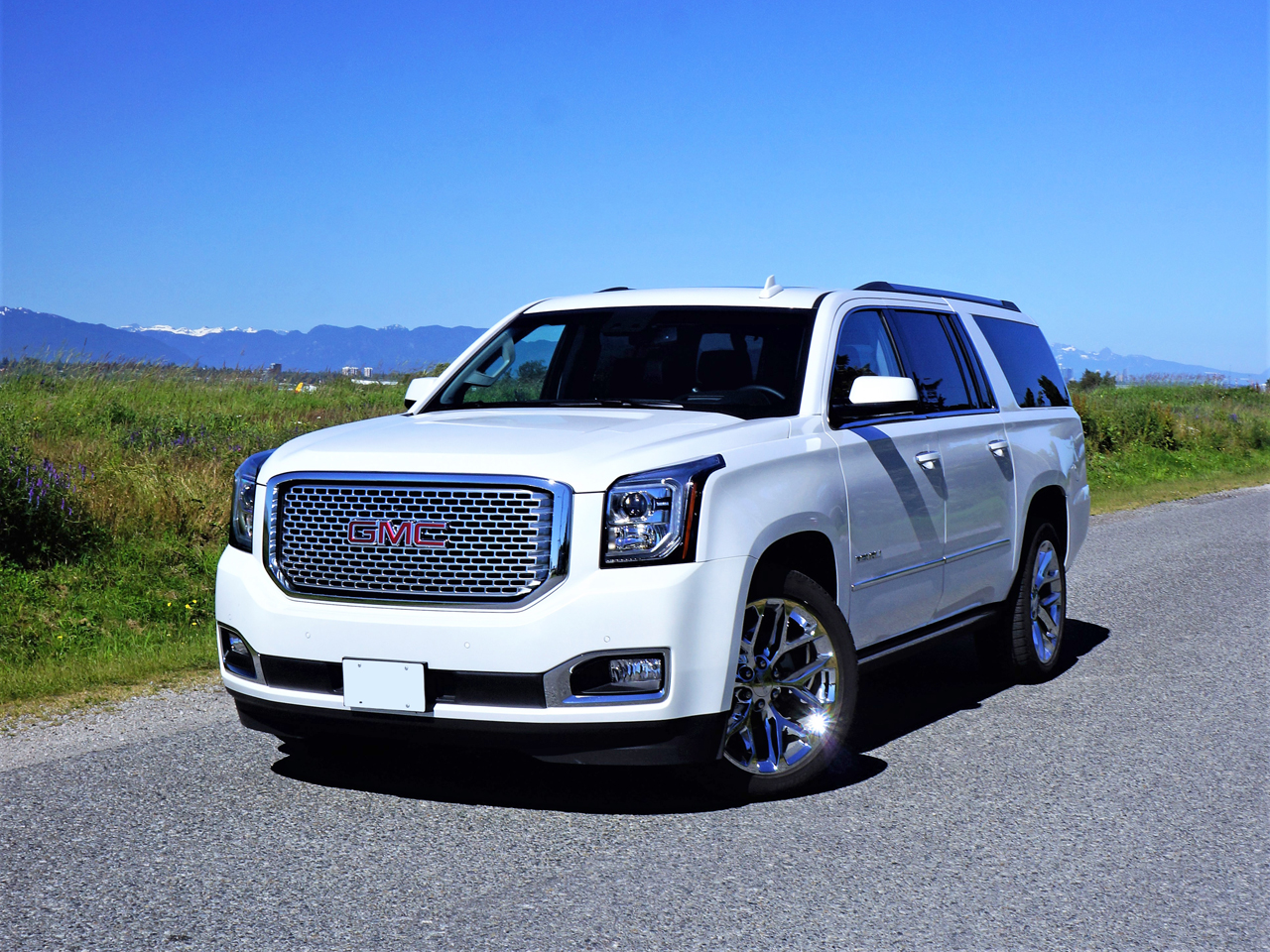 2017 Gmc Yukon Xl Denali Road Test