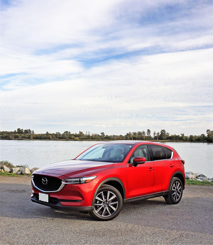 Price Of New Mazda Cx 5: 2017 Mazda CX-5 GT AWD Road Test