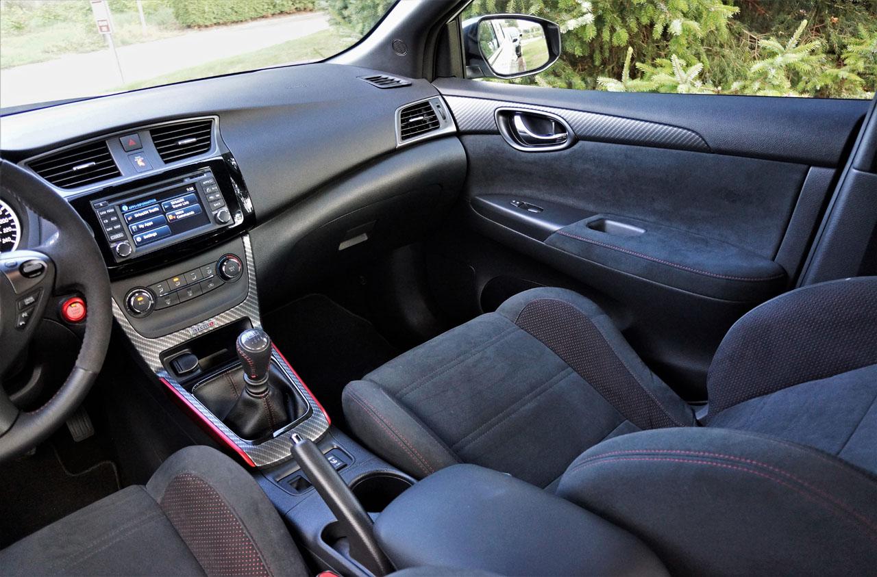 2018 Nissan Sentra Nismo Road Test Carcostcanada