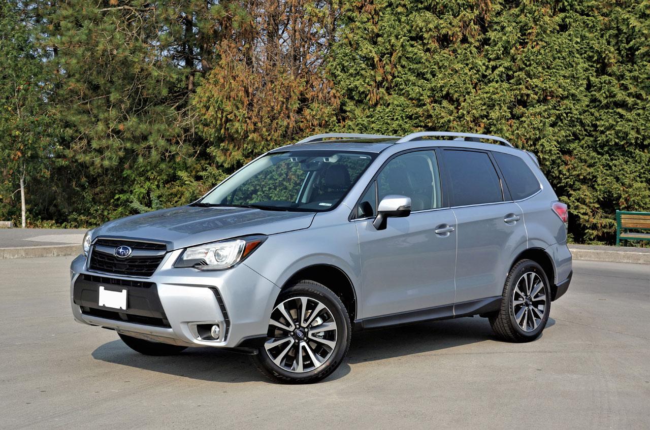 2018 Subaru Forester 2 0XT Limited Road Test   CarCostCanada™
