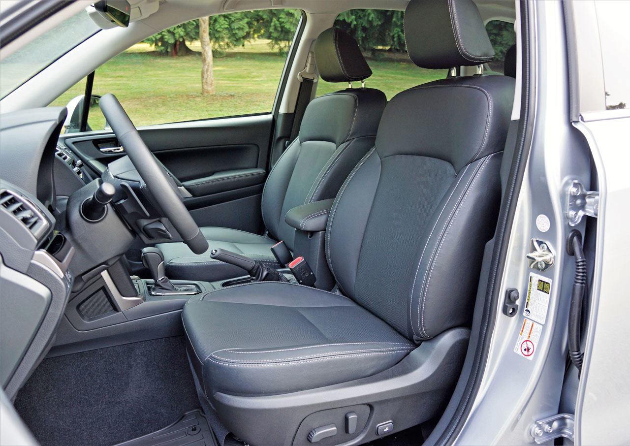 subaru forester seating third row. Black Bedroom Furniture Sets. Home Design Ideas