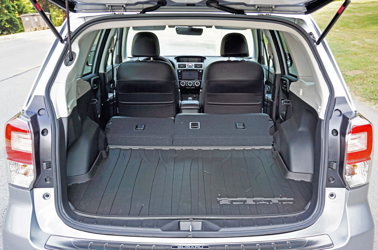 2018 Subaru Forester 2.0XT Limited Road Test | CarCostCanada
