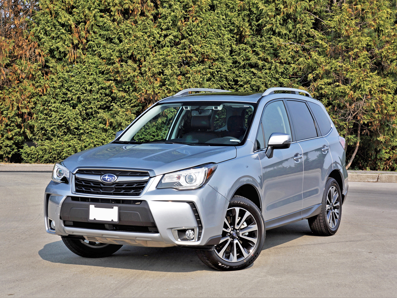 2018 Subaru Forester 2 0xt Limited Road Test