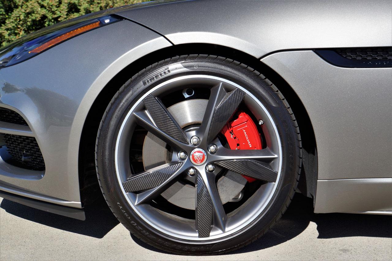 2018 Jaguar F-Type R Coupe Road Test | CarCostCanada™