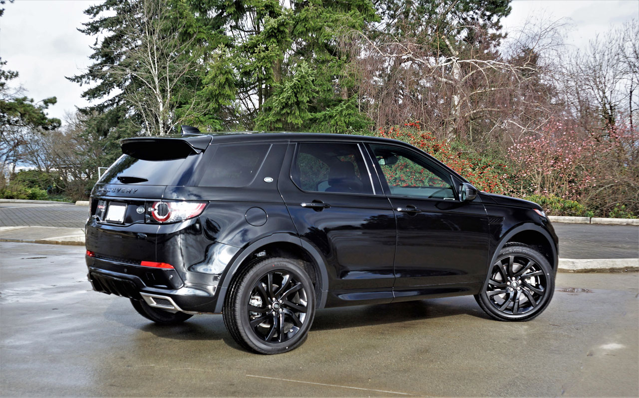 2018 Land Rover Discovery Sport Hse Road Test Carcostcanada